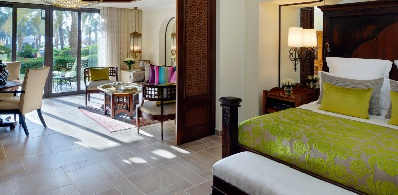 One & Only Royal Mirage - Residence & Spa, junior suite