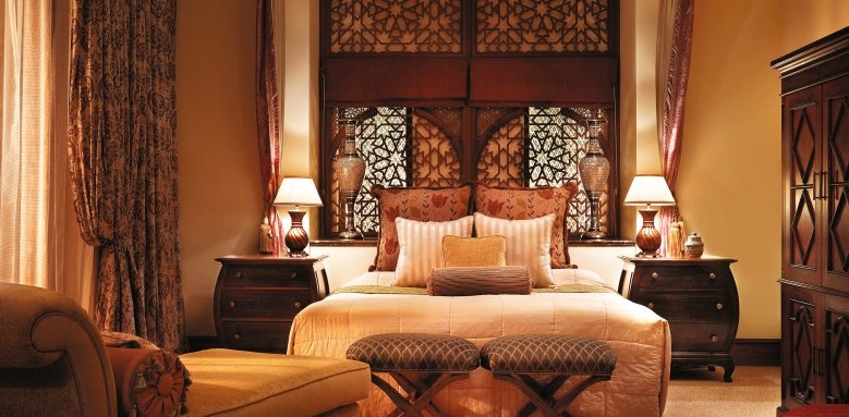 One & Only Royal Mirage - Residence & Spa, villa bedroom