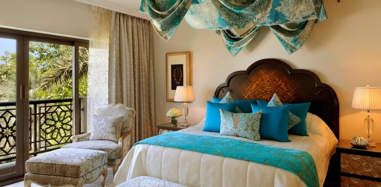 One & Only Royal Mirage - Arabian Court, executive suite