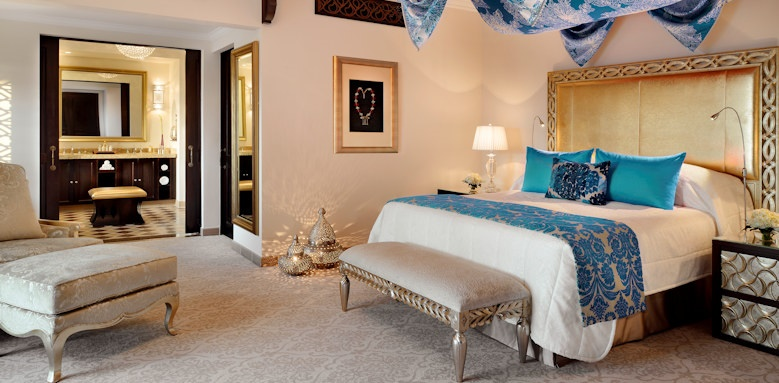 royal mirage arabian court, prince suite