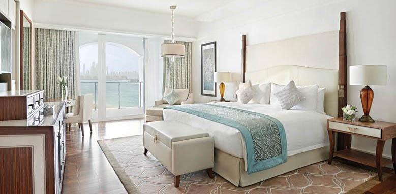 Waldorf Astoria Dubai Palm Jumeirah, deluxe palm seaview room
