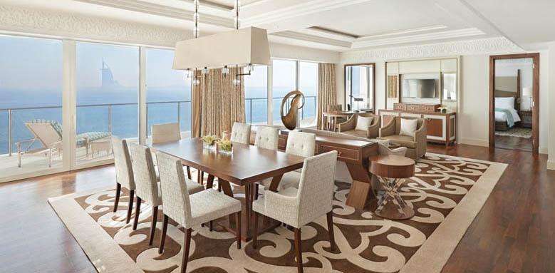 Waldorf Astoria Dubai Palm Jumeirah, Waldorf Astoria Suite