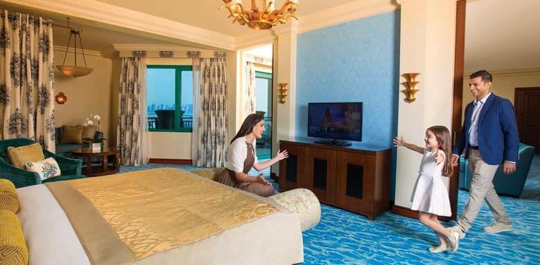 Atlantis The Palm, Regal Club Suite