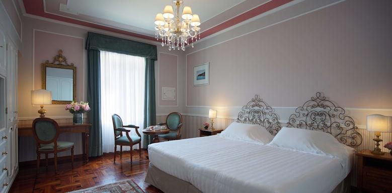 Grand Hotel Miramare, deluxe sea view no balcony