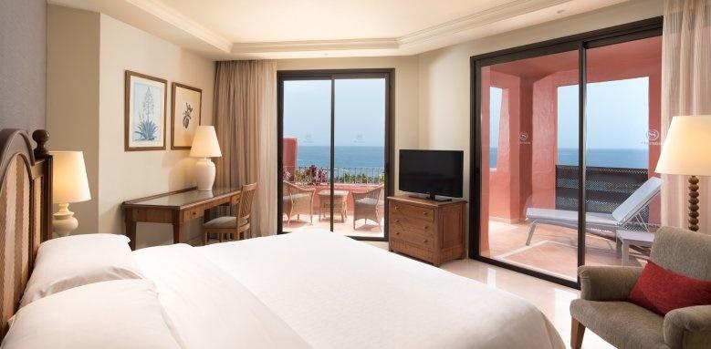 Sheraton La Caleta, Premium suite