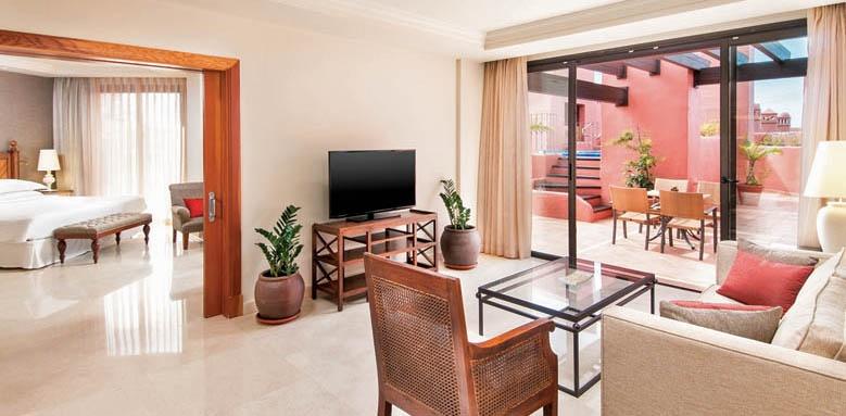 Sheraton La Caleta Resort & Spa, Club Terrace Suite