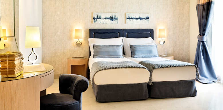 porto sani, family suite