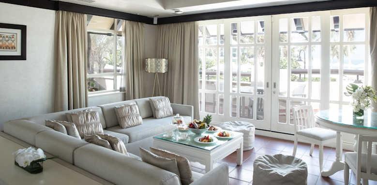 Jumeirah Beach Hotel, one bedroom villa