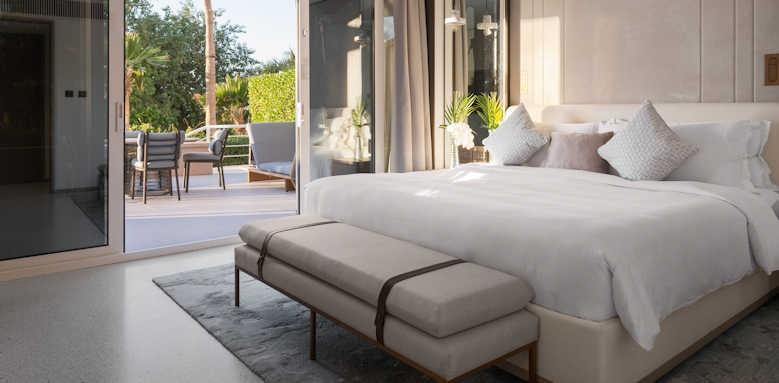 Jumeirah Beach Hotel, Family Garden Suite