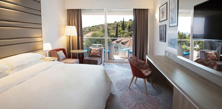 Sheraton Dubrovnik Riviera, Classic Room