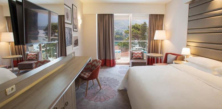 Sheraton Dubrovnik Riviera, Deluxe Room