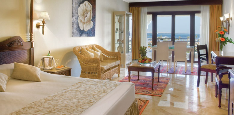 Steigenberger Al Dau Beach Hotel, Executive Suite