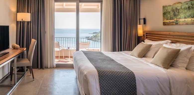 Domotel Agios Nikolaos, Standard room with Sea view