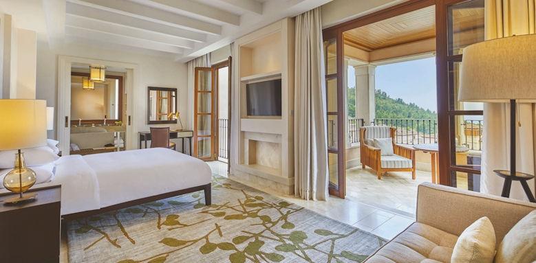 Park Suite with View, Park Hyatt Mallorca