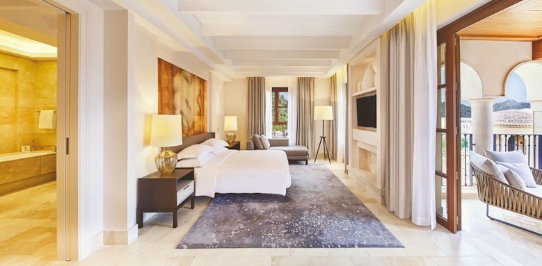 Presidential suite valley, Park Hyatt Mallorca