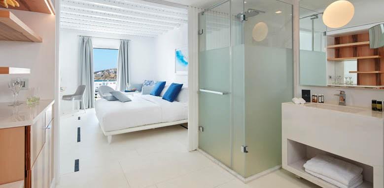 Myconian Ambassador Hotel & Thalasso Centre, True Blue with pool