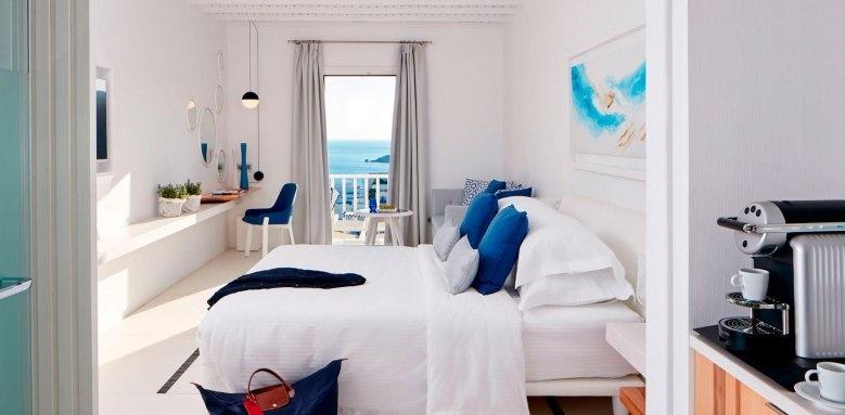 Myconian Ambassador Hotel & Thalasso Centre, White Bliss