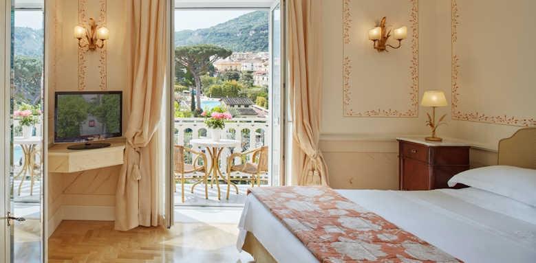 Grand Hotel Excelsior Vittoria, junior suite