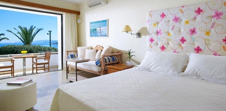 St. Nicolas Bay Resort Hotel & Villas, Classic double sea view