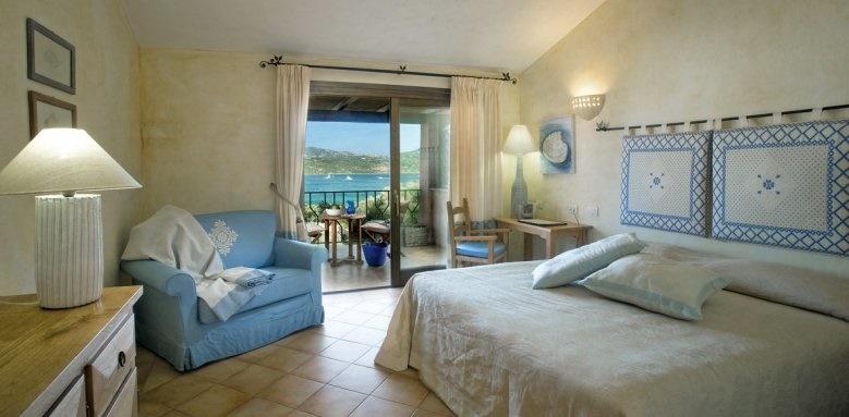 Hotel Relais Villa Del Golfo & Spa, superior deluxe sea