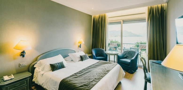 Hotel La Palma, deluxe room