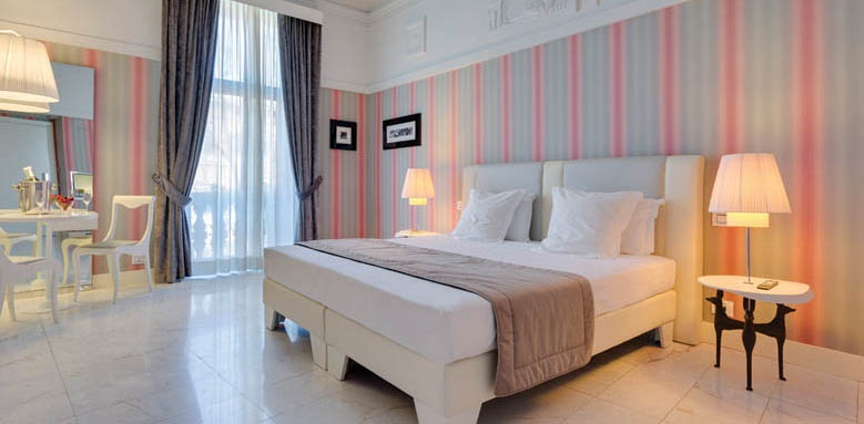 Grand Hotel Palace, Deluxe Room