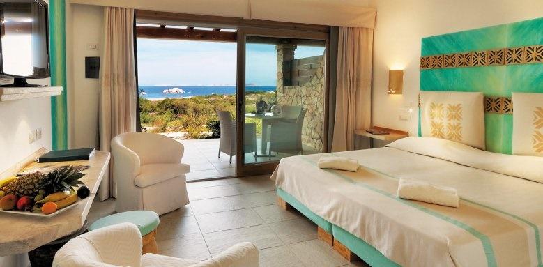 Valle Dell'Erica Resort Thalasso & Spa, Superior Sea View