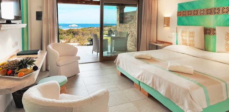Valle Dell'Erica, Family Suite Licciola Sea View