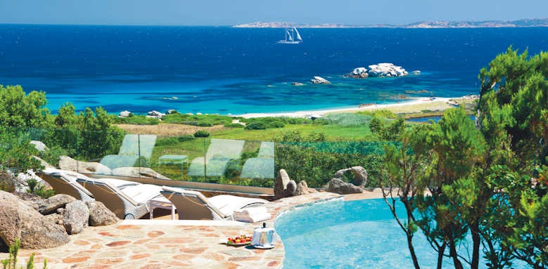 Valle Dell'Erica, Licciola Archipelago with private pool