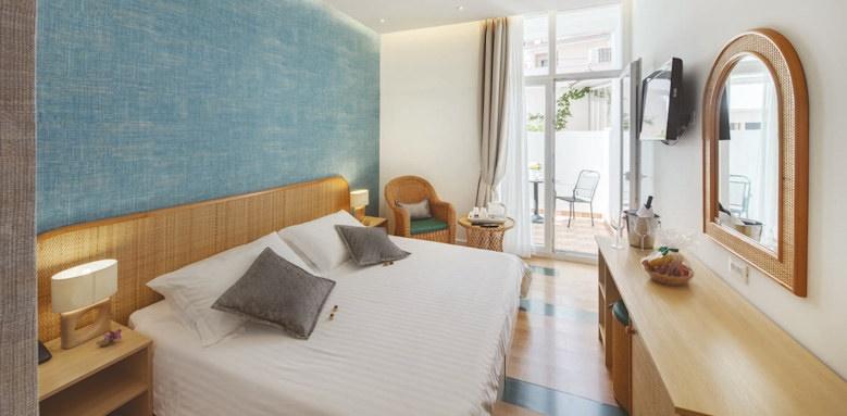 villa adriatica, standard room