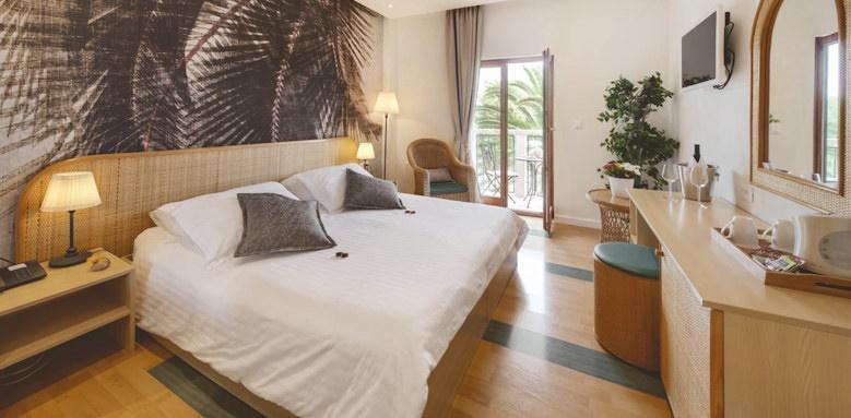 villa adriatica, superior room