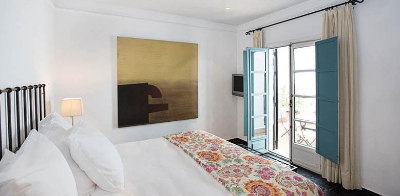 Hospes Las Casas del Rey de Baeza, Junior Suite