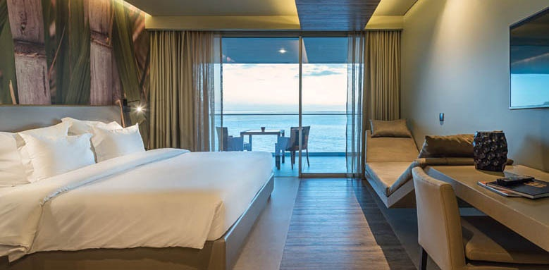 Savoy Saccharum Hotel Resort & Spa, Double Room Sea View