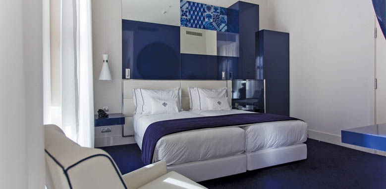 Hotel Portugal, Suite