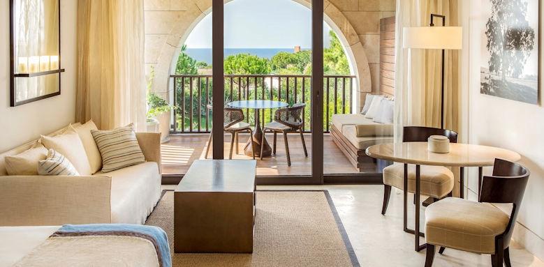 The Romanos Resort, deluxe sea view