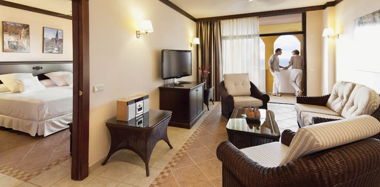 Barcelo Jandia Club Premium, Deluxe Suite Sea View