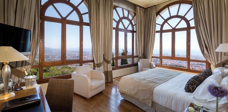 Gran Hotel La Florida, Deluxe Room