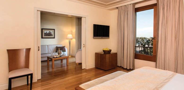 Gran Hotel La Florida, Junior Suite