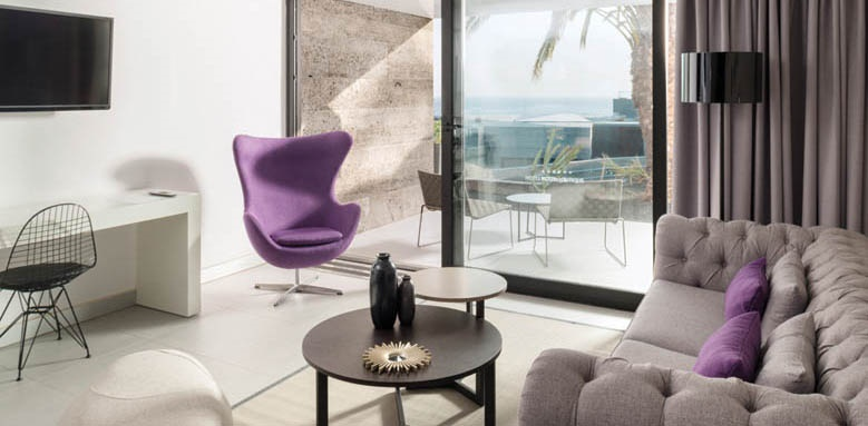 La Isla Y El Mar, Classic Suite