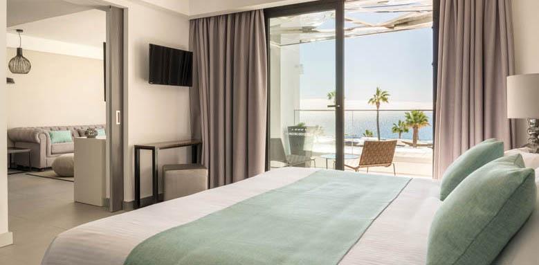 La Isla Y El Mar, Deluxe Bedroom