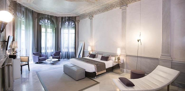 Hospes Palacio de los Patos, suite