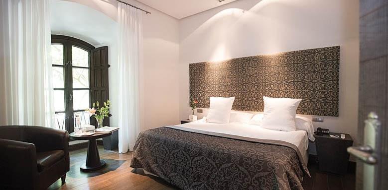 Hospes Palacio del Bailio, deluxe room