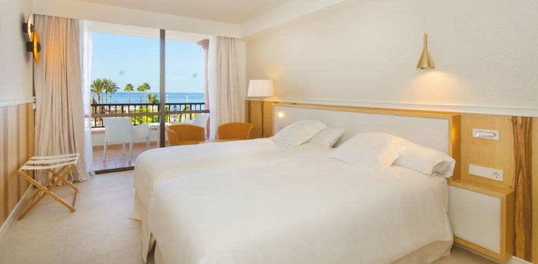 iberostar anthelia, double sea view