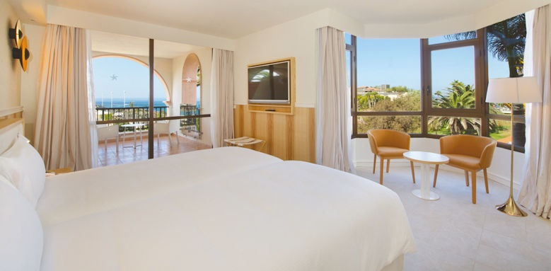 iberostar anthelia, superior priority location room
