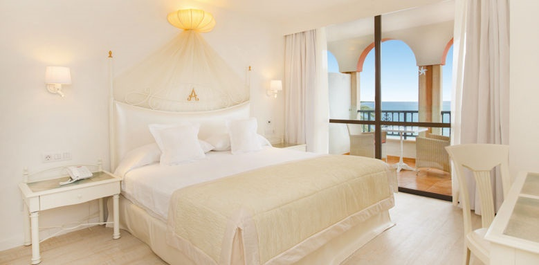 iberostar anthelia, suite sea view