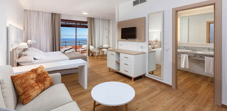 Melia Jardines del Teide, Junior Suite The Level