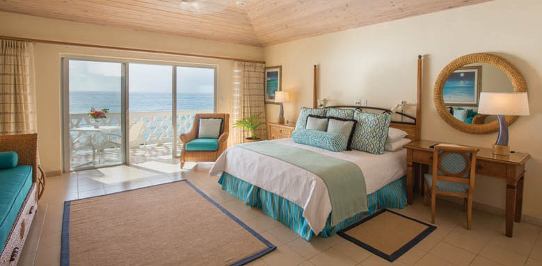 Curtain Bluff, Cliff Suite