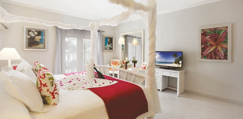 sugar bay, oceanfront honeymoon suite