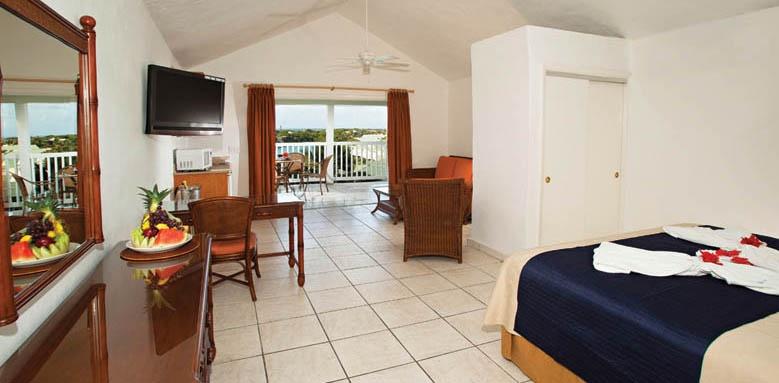 Verandah, Hillside Suite