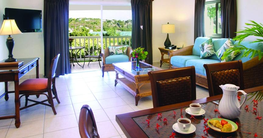Verandah, 2 bedroom villa
